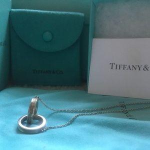 Tiffany's Interlocking Circle Necklace